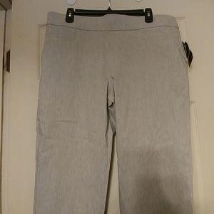 Kim Rogers Womens Petite Dress Pants